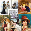 Thumbnail 279 Victorian Vintage Images Collection