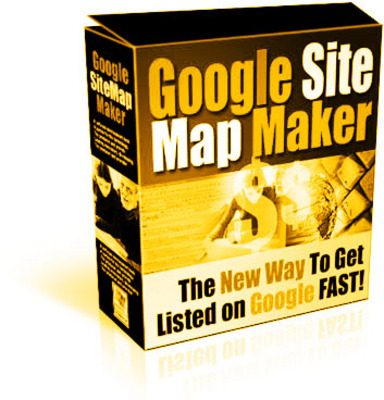 Product picture All New Easy Google SiteMap Generator